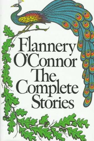 cover of The Complete Stories by Flannery O Connor