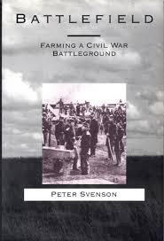 Battlefield- Farming a Civil War Battleground by Peter Svenson book cover