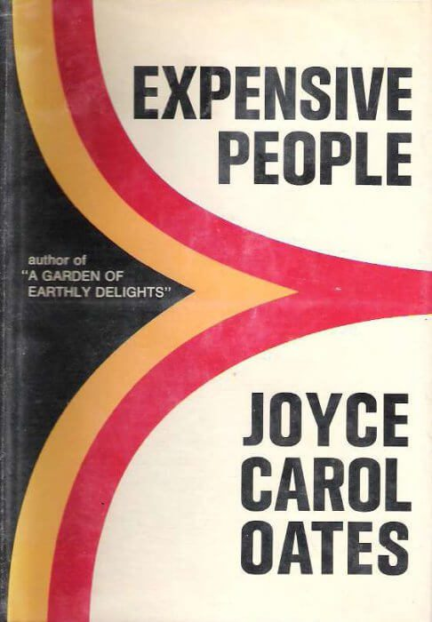 Expensive People by Joyce Carol Oates book cover