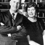 George and Muriel Beadle author photo