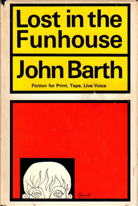 Lost in the Funhouse by John Barth book cover