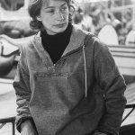 Mary Oliver author photo