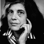 Susan Sontag author photo