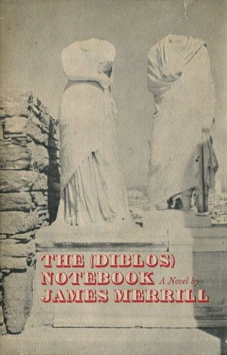 The (Diblos) Notebook by James Merrill book cover