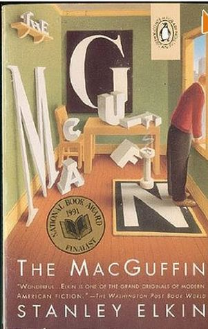 The MacGuffin by stanley elkin book cover