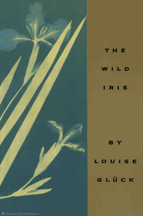 The Wild Iris by louise glück book cover