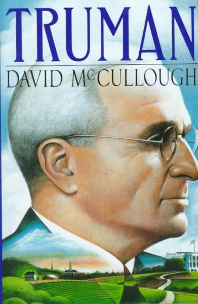 Truman by David McCullough book cover
