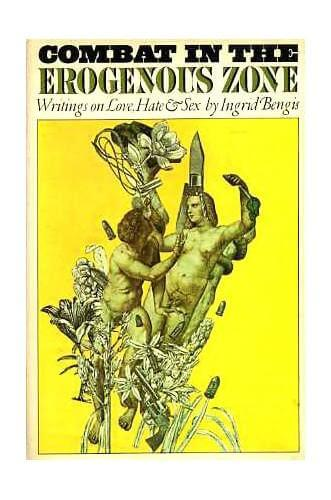 cover of Combat in the Erogenous Zone by Ingrid Bengis