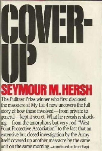 cover of Cover-Up by Seymour Hersh