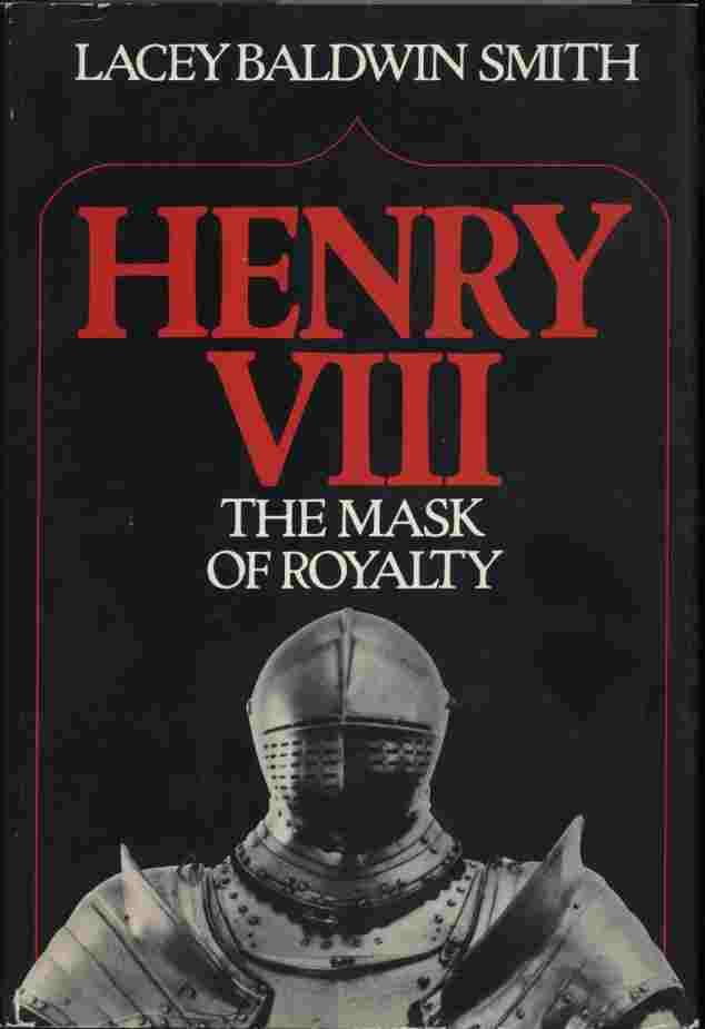 cover of Henry VIII by Lacey Badwin Smith