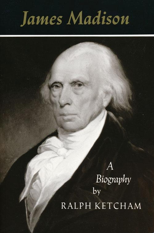 cover of James Madison by Ralph Ketcham