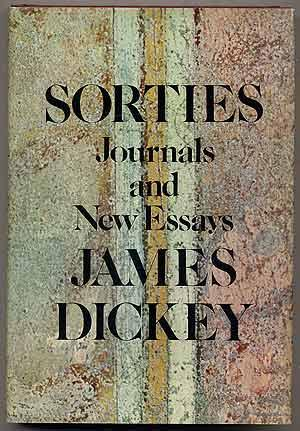 cover of Sorties by James Dickey
