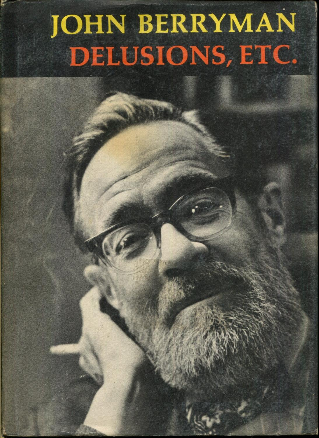 cover of Delusions, Etc. by John Berryman