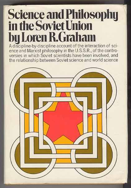 cover of Science and Philosophy in the Soviet Union by Loren R Graham