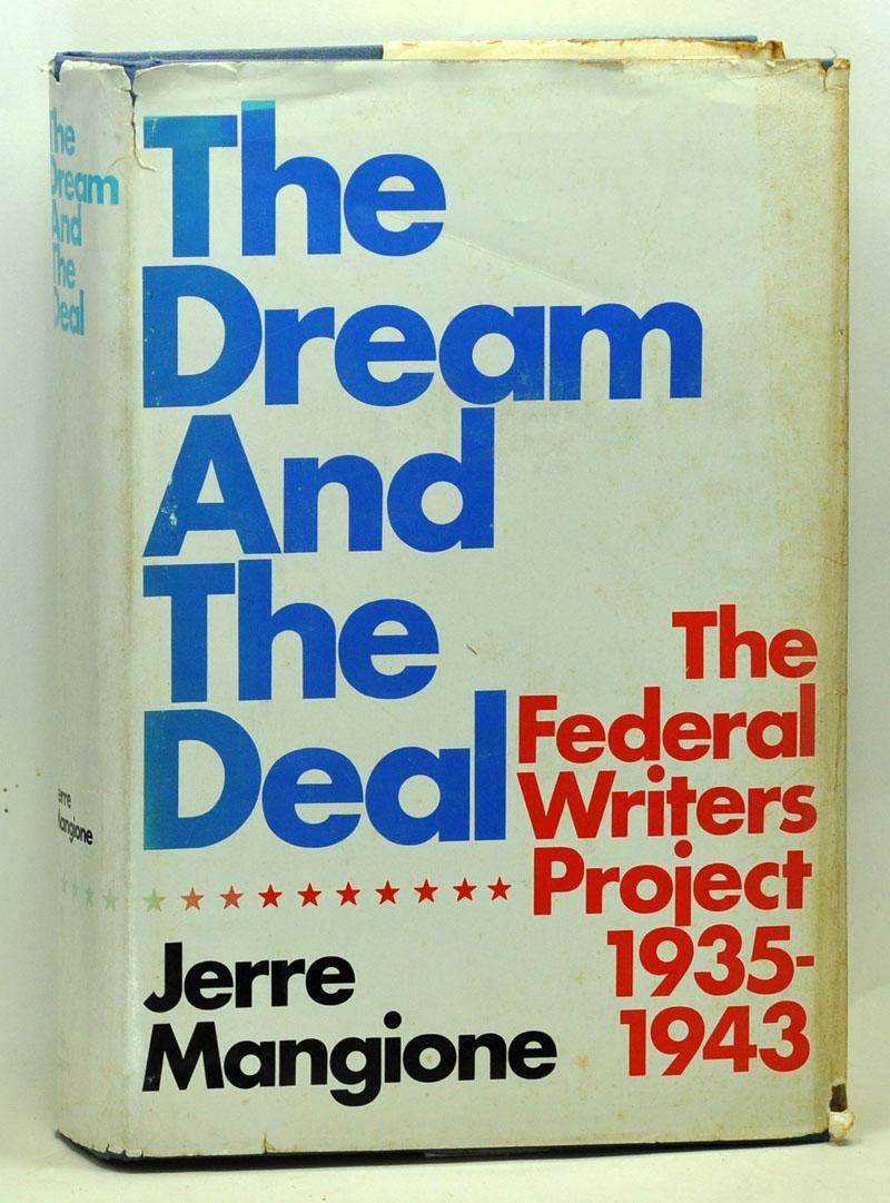 cover of The Dream and the Deal by Jerre Mangione