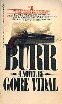 cover of Burr by Gore Vidal