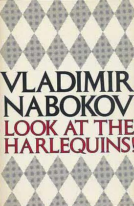 cover of _Look at the Harlequins! by Vladimir Nabokov