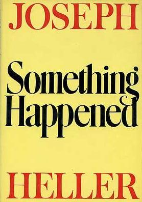 cover of Something Happened by Joseph Heller