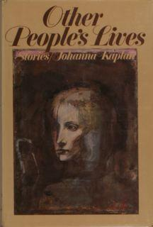 cover of Other People's Lives by Johanna Kaplan