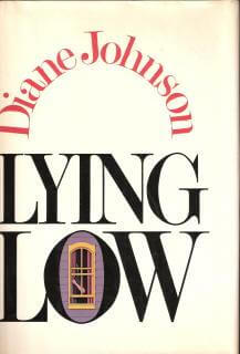 cover of _Lying Low by Diane Johnson