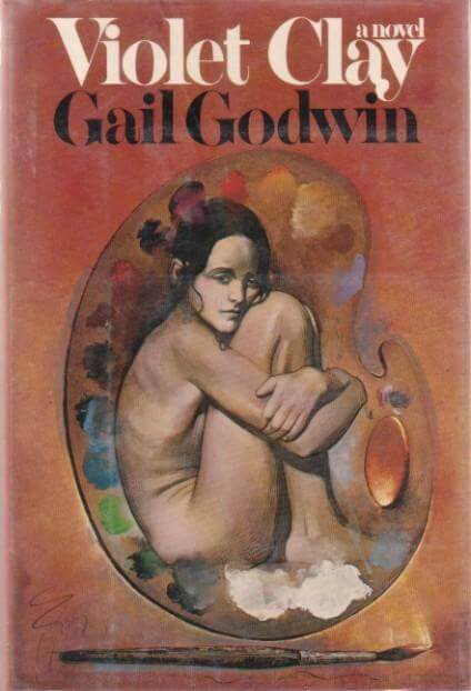 cover of Violet Clay by Gail Godwin