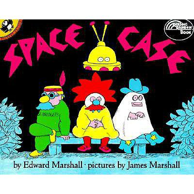 1983_Space Case by Edward Marshall