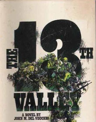 cover of The 13th Valley by John M. Del Vecchio