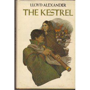 cover of The Kestrel by Lloyd Alexander