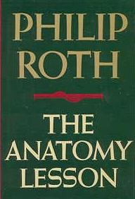cover of Anatomy Lesson by Philip Roth