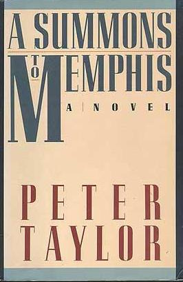 cover of A Summons to Memphis by Peter Taylor
