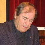 photo of Paul Theroux in 2008