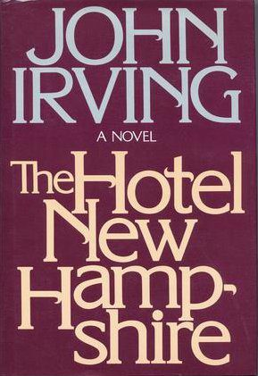 cover The Hotel New Hampshire by John Irving