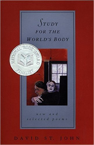 A Study for the World's Body by david st john