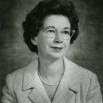 photo of Beverly Cleary in 1971