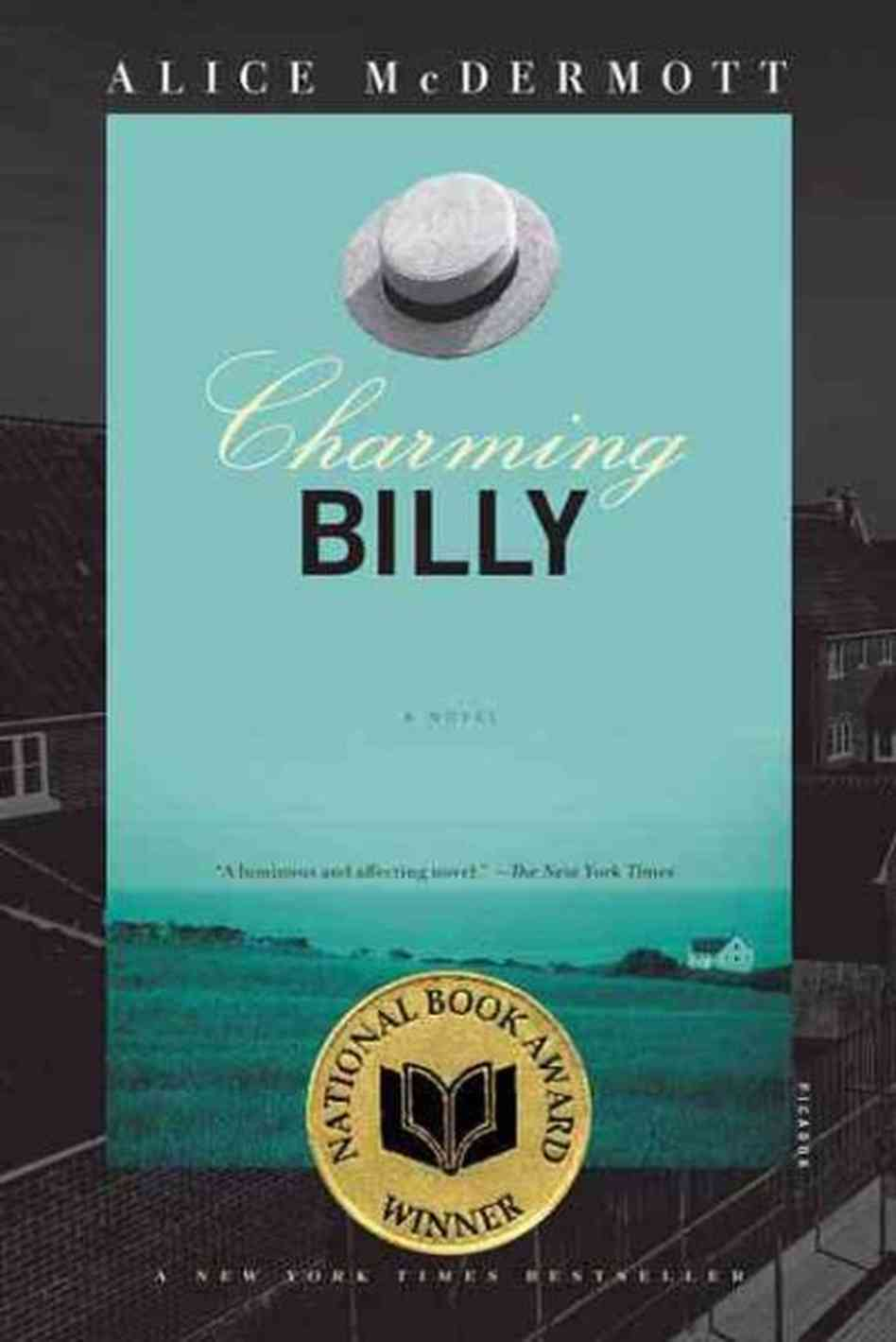 Charming Billy by Alice McDermott book cover