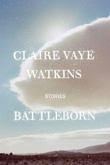 Claire Vaye Watkins book cover