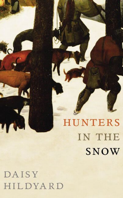 Hunters in the Snow cover