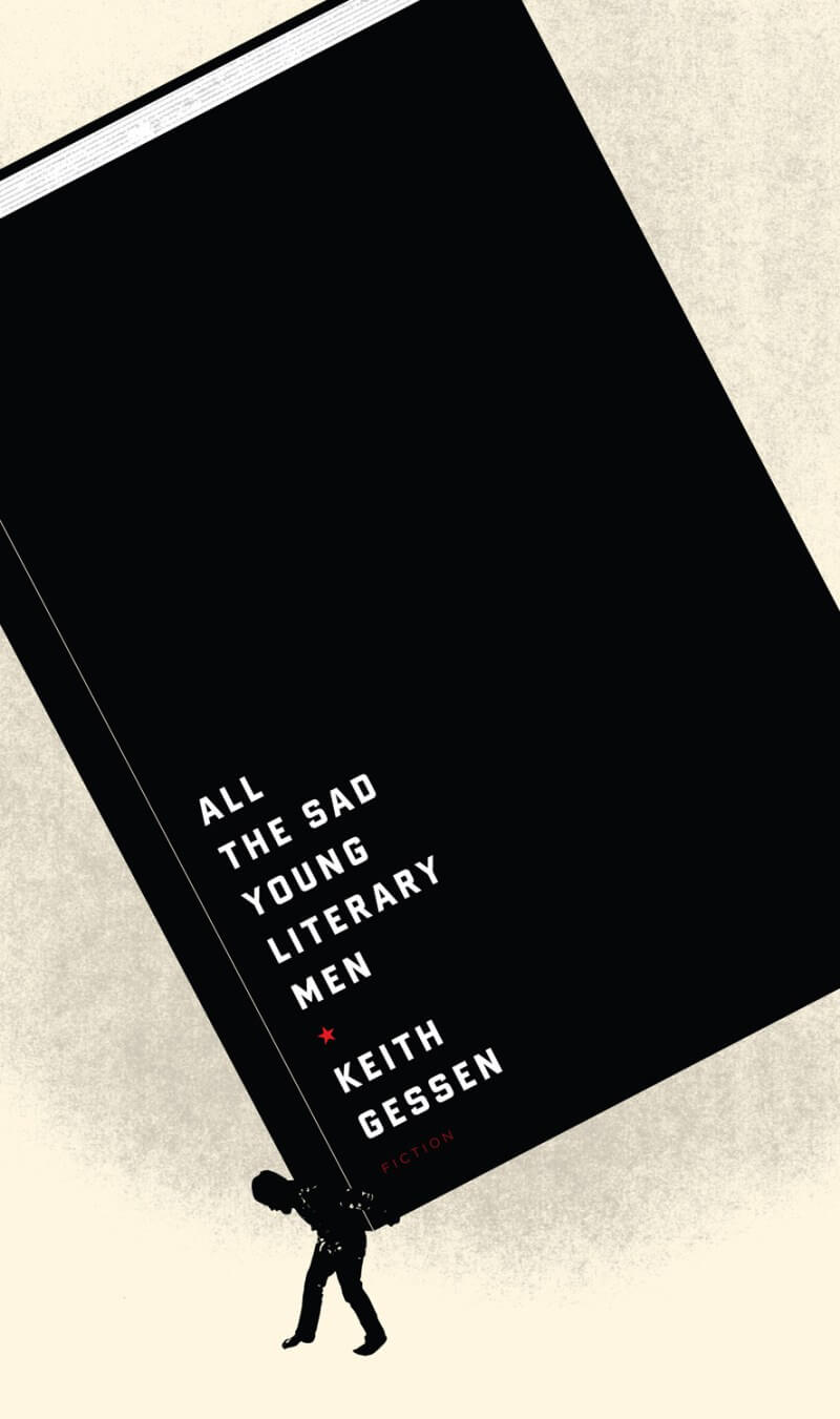 All the Sad Young Literary Men cover