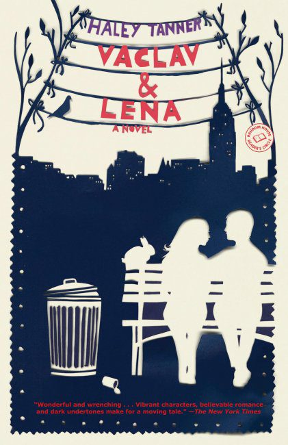 Vaclav and Lena book cover