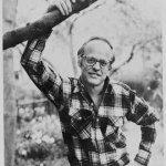 photo of Edward Ted Hoagland in 1968