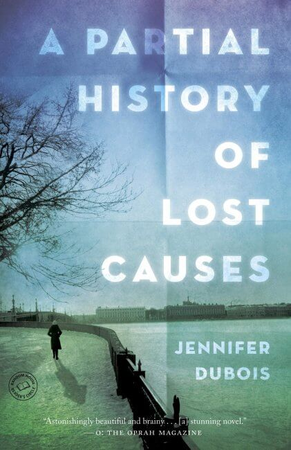 A partial history of lost causes book cover