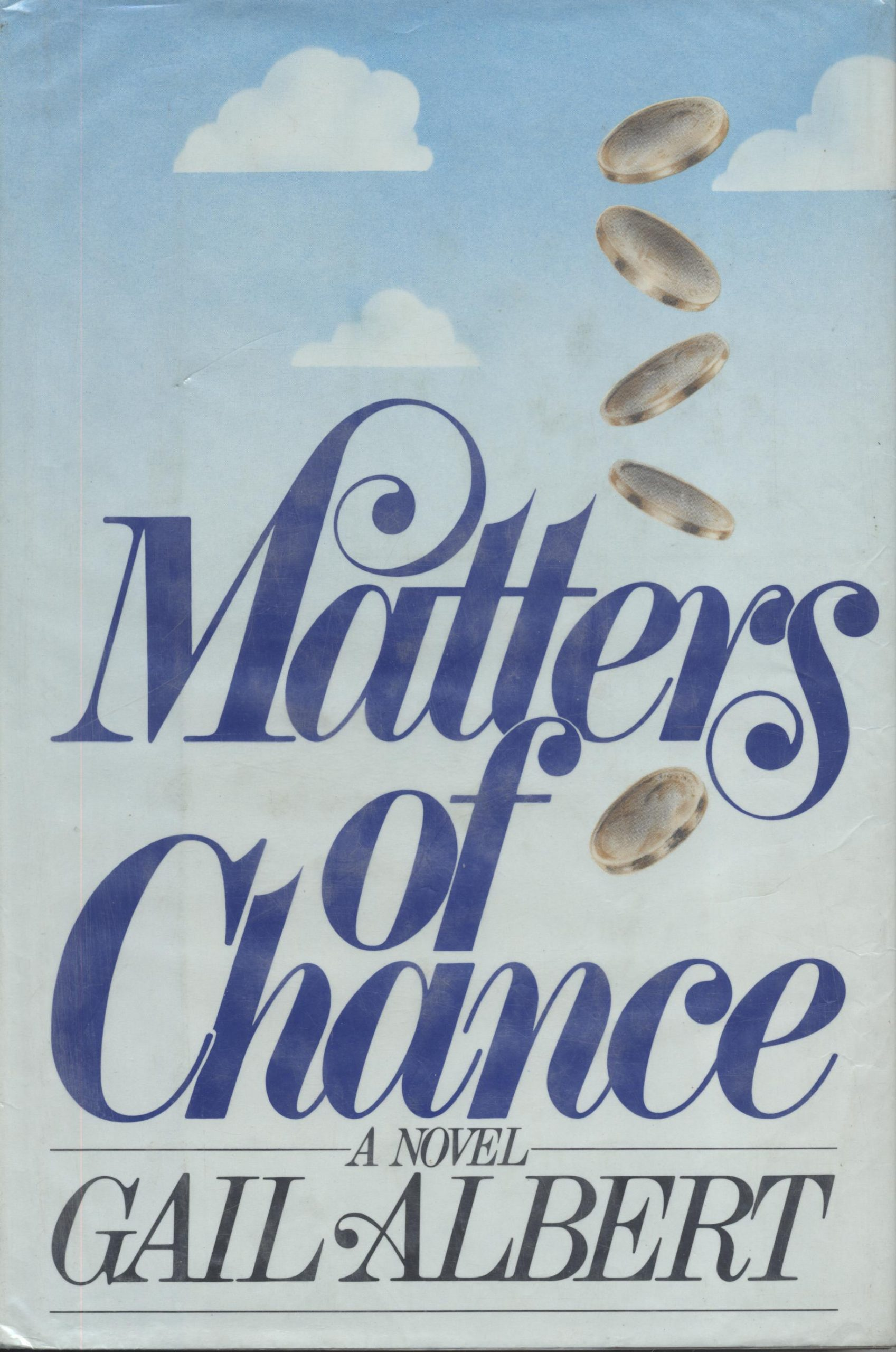 cover of Matters of Chance by Gail Albert