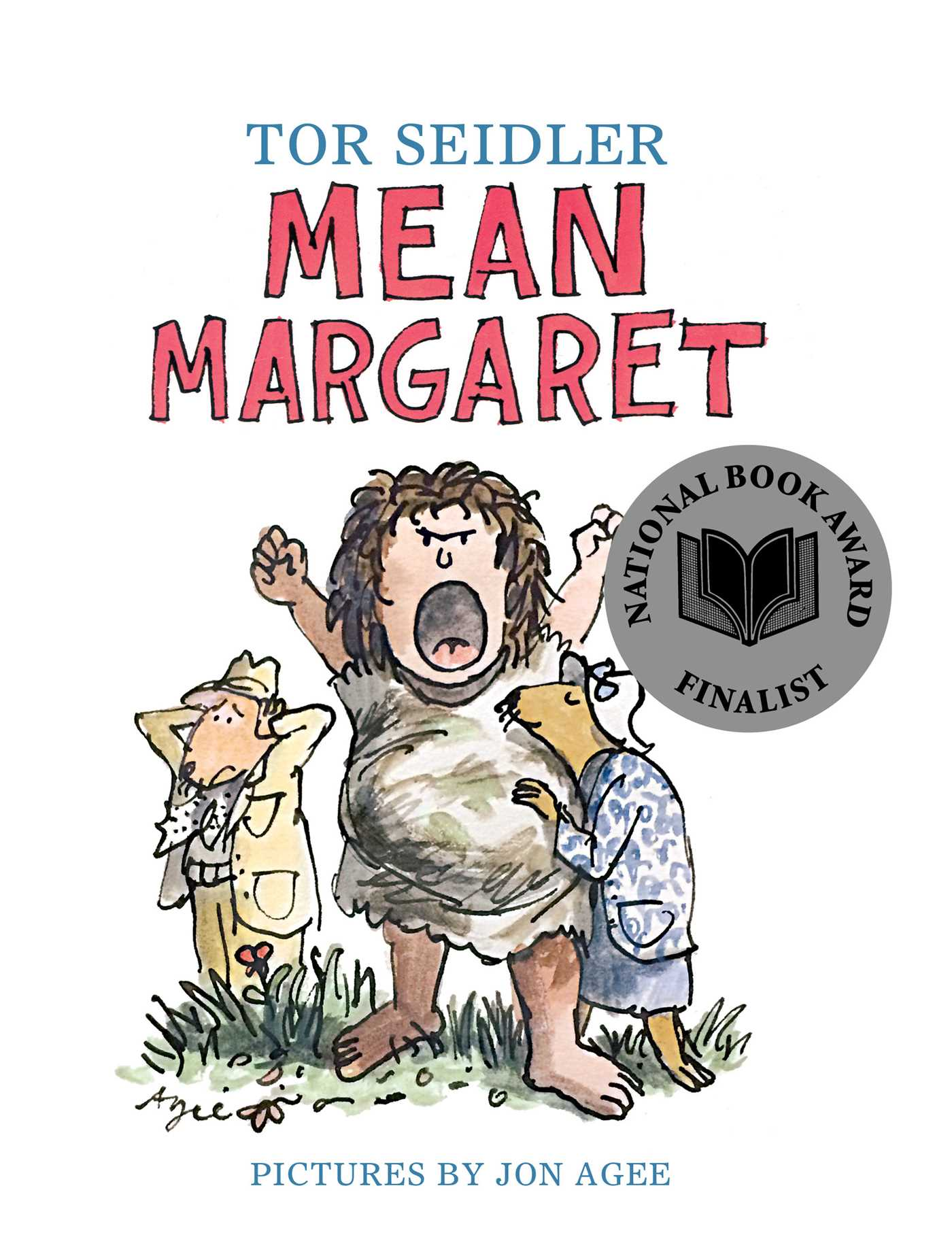 Mean Margaret by Tor Seidler book cover