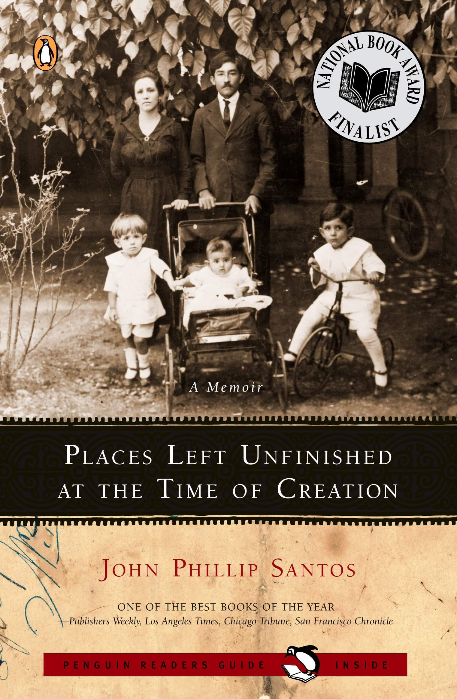 Places Left Unfinished at the Time of Creation book cover