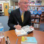 Richard Peck author photo