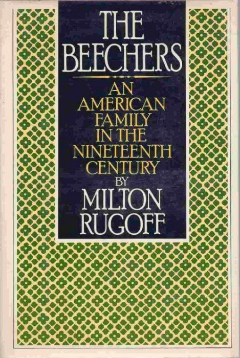 cover of The Beechers by Milton Rugoff