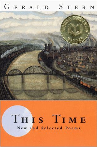 This Time- New and Selected Poems by gerlad stern book cover