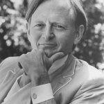 photo of Tom Wolfe, 1980