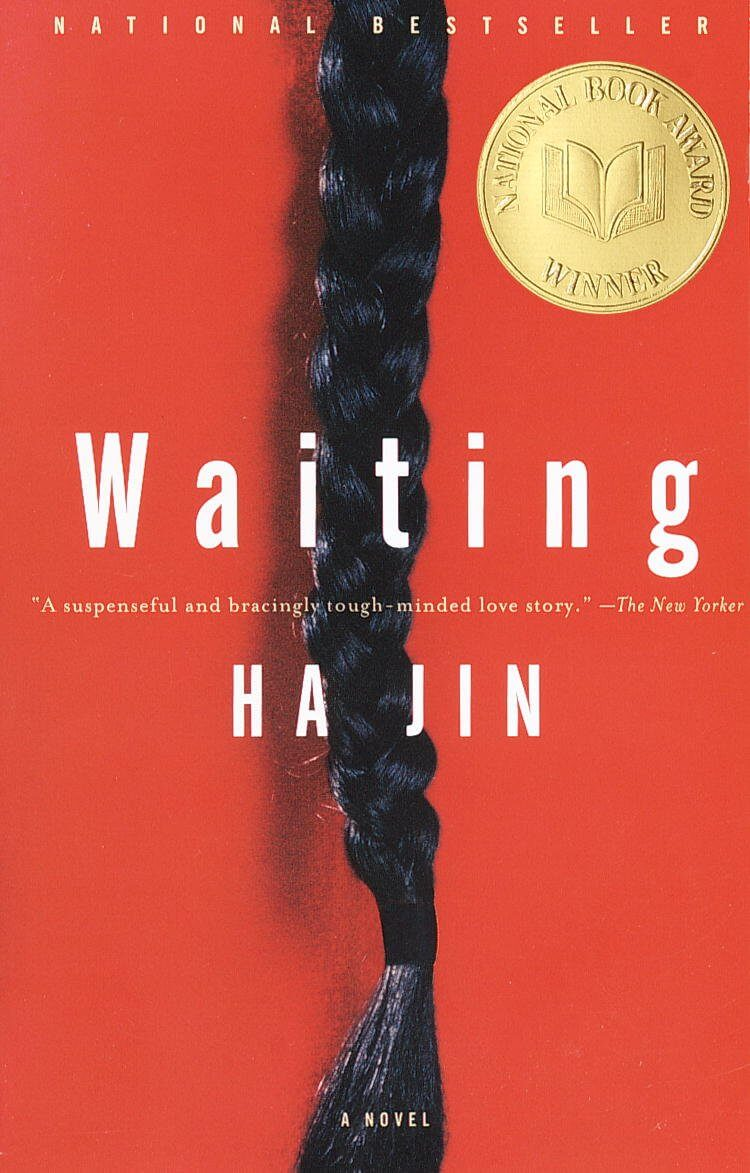 Waiting by ha jin book cover