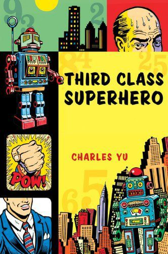 Third Class Superhero cover